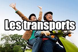 SE transports visuel sidebar