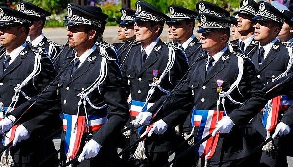 Devenez commissaire de Police