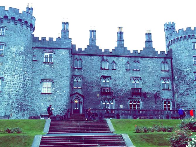 Château Kilkenny.